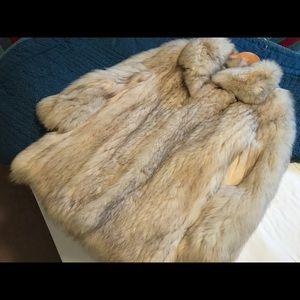 Jackets & Blazers - German FUR Coat